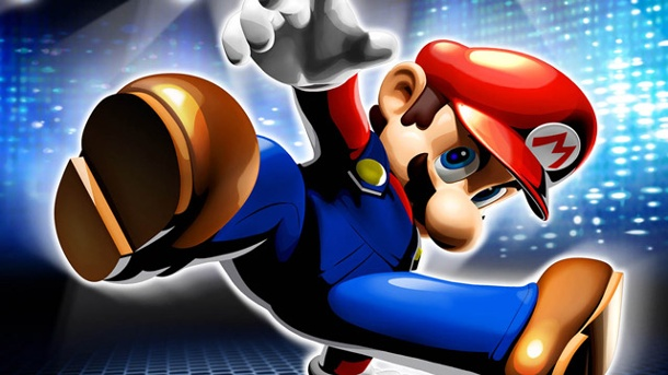 Let's Play: Nintendo kassiert bei Youtube-Videos. Dance Dance Revolution Mario Mix (Quelle: Nintendo)