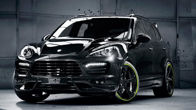 techart porsche cayenne s diesel gel ndebulle dieselt mit. Black Bedroom Furniture Sets. Home Design Ideas