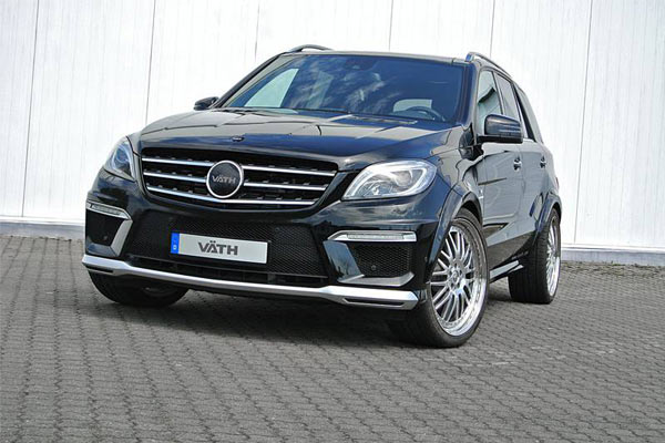 Väth V63RS ML auf Basis Mercedes ML 63 AMG