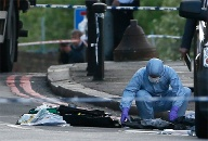 Terror-Akt in London, Woolwich (Quelle: Reuters)