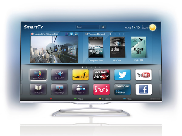 Philips SmartTV (Quelle: Philips)