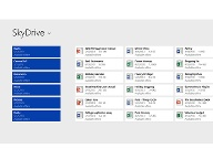 SkyDrive-Cloud in Windows 8.1 (Quelle: Microsoft)