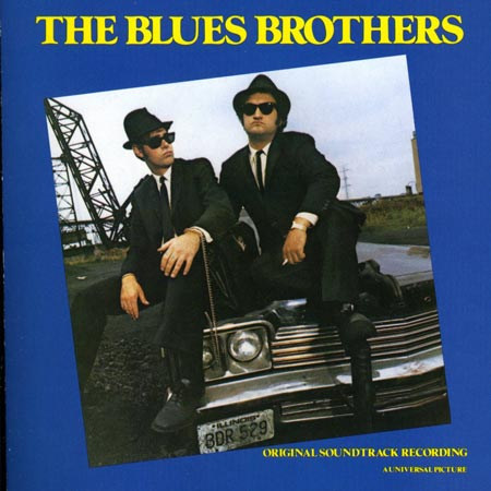 "Soundtracks der 1980er Jahre: ""Blues Brothers"" (Quelle: Label)"