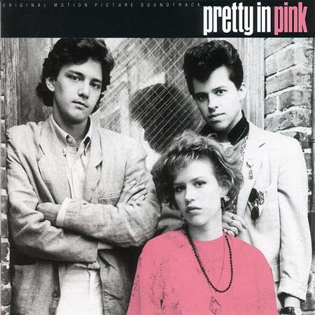 "Soundtracks der 1980er Jahre: ""Pretty in Pink"" (Quelle: Label)"