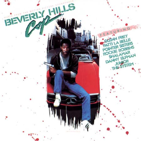 "Soundtracks der 1980er Jahre: ""Beverly Hills Cop"" (Quelle: Label)"