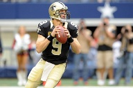 Platz 5: Drew Brees, American Football, New Orleans Saints (38,5 Millionen Euro) (Quelle: imago/ZUMA Press)