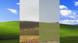 Windows XP Desktop-Hintergrund