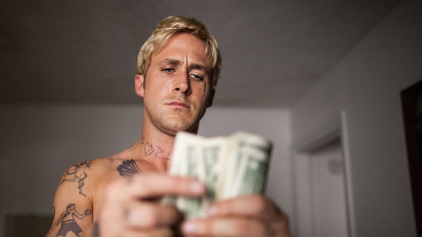 """The Place Beyond the Pines"": Ryan Gosling brilliert eine Stunde lang. König des Schweigens - Ryan Gosling in ""The Place Beyond the Pines"" (Quelle: StudioCanal)"