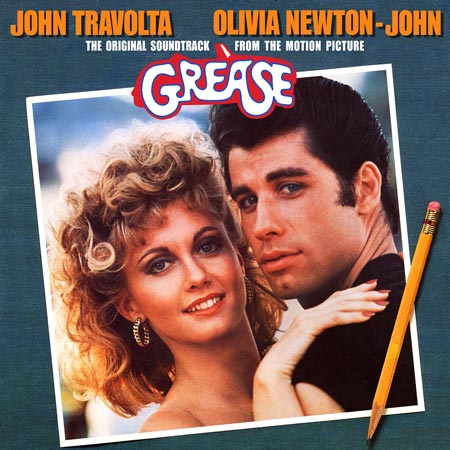 "Soundtracks der 1970er Jahre: ""Grease"" (Quelle: Label)"