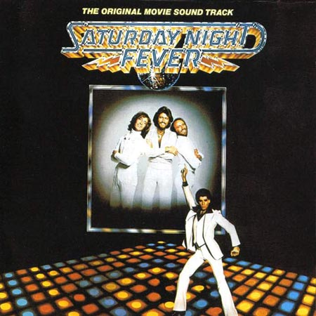 "Soundtracks der 1970er Jahre: ""Saturday Night Fever"" (Quelle: Label)"