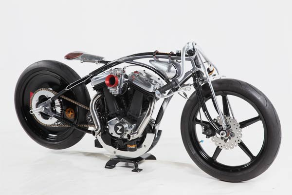 AMD World Championship of Custom Bike Building in Essen (Quelle: Hersteller)