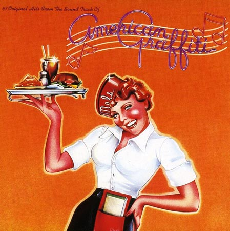 "Soundtracks der 1970er Jahre: ""American Graffiti"" (Quelle: Label)"