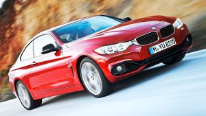 BMW 4er Coupé steht in den Startlöchern (Foto: United Pictures TV)