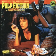 "Soundtracks der 1990er Jahre: ""Pulp Fiction"" (Quelle: Label)"