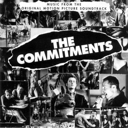 "Soundtracks der 1990er Jahre: ""Die Commitments"" (Quelle: Label)"