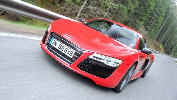 Audi R8 V10 FSI im Test: Superflitzer aus Ingolstadt (Screenshot: United Pictures)