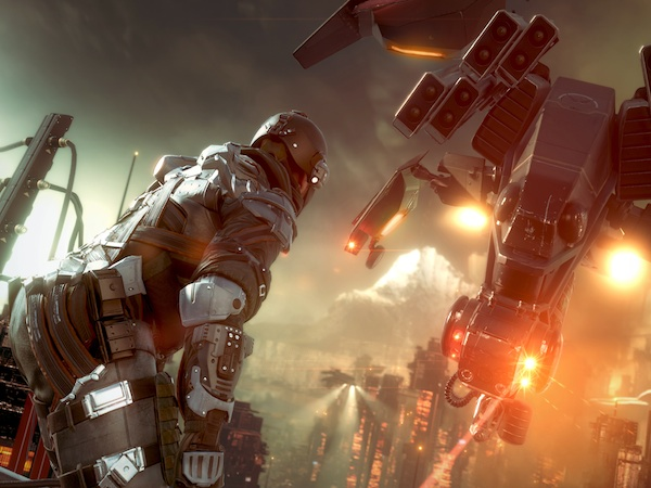 Killzone: Shadow Fall Ego-Shooter von Sony für die PS4 (Quelle: Sony)