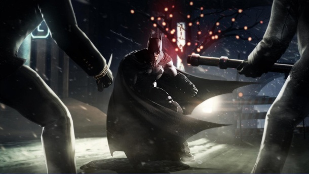 Batman: Arkham Origins - Release für PS4 und Xbox One dementiert. Batman: Arkham Origins (Quelle: WB Games)