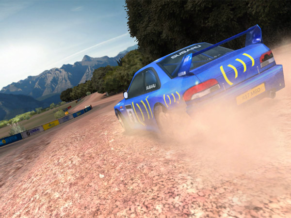 Colin McRae Rally Rennspiel für iOS (Quelle: Codemasters)