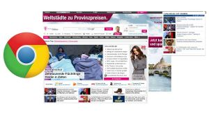 Chrome-Plugin 't-online.de Top Themen'