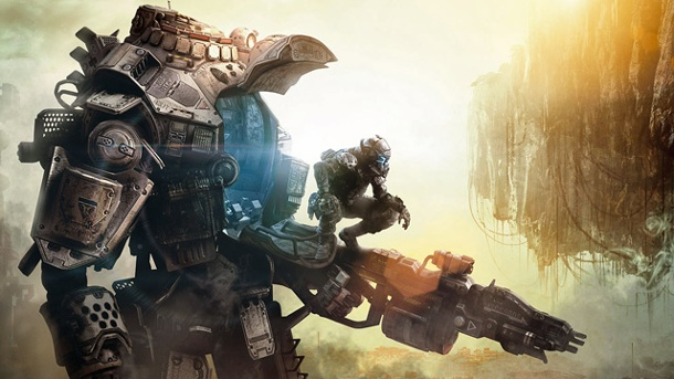Titanfall: Mit Monster-Mechs dem Gegner auf der Xbox One einheizen. Titanfall Ego-Shooter von Respawn Entertainment für Xbox One und Xbox 360 (Quelle: Electronic Arts)