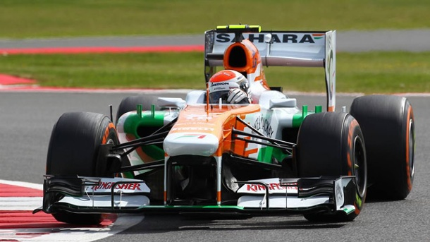 Formel 1: Teamporträt Sahara Force India F1 Team. Force India macht große Fortschritte, (Quelle: xpb)
