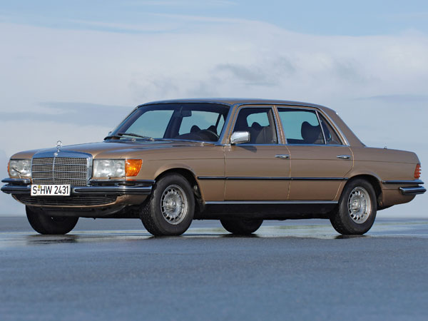 Mercedes 450 SEL 6.9: Big-Block in der Luxus-Klasse (Quelle: Hersteller)
