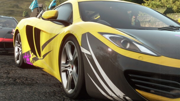 Driveclub: Evolution Studios stellen Patch 1.11 an den Start. Driveclub Rennspiel von Evolution Studios für PS4 (Quelle: Sony)