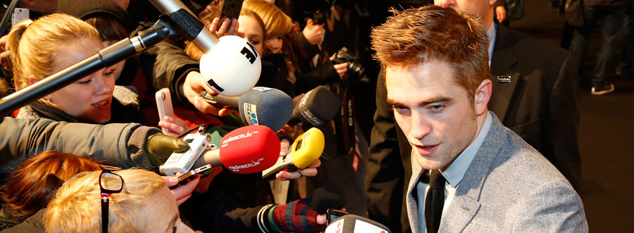 Robert Pattinson (Quelle: dpa)