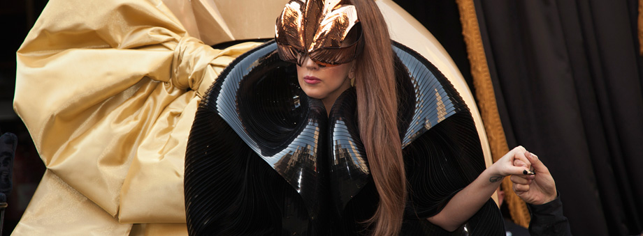 Lady Gaga (Quelle: Reuters)