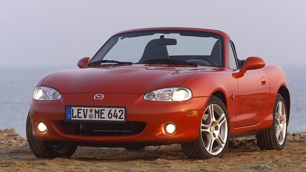 mazda mx 5 im gebrauchtwagen check. Black Bedroom Furniture Sets. Home Design Ideas