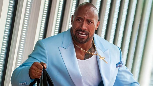 "Dwayne Johnson in Michael Bays ""Pain & Gain"": exklusiver Filmclip. Dwayne Johnson in Michael Bays ""Pain & Gain"": exklusiver Filmclip (Quelle: Paramount)"
