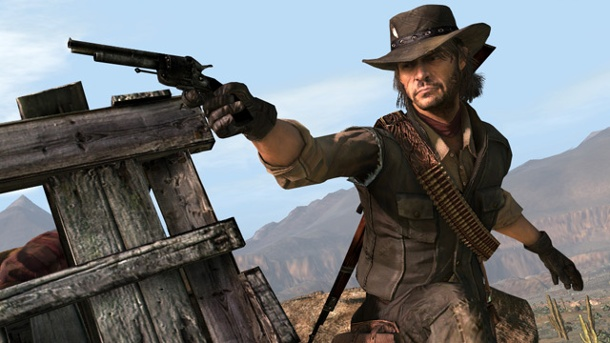 Red Dead Redemption bald auf der Xbox One spielbar. Red Dead Redemption (Quelle: Rockstar Games)
