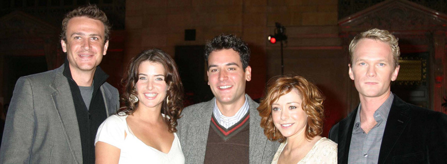 Die Stars aus 'How I Met Your Mother'. (Quelle: imago images/Unimedia Images)