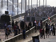 Proteste in Ägypten (Quelle: Reuters)