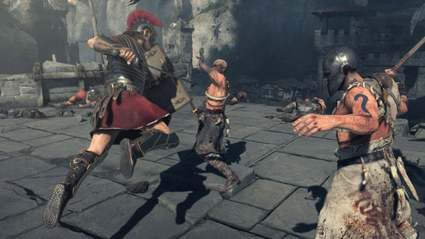 Xbox One: Launchtitel mit Day One-Extras. Ryse Actionspiel für Xbox One (Quelle: Crytek)