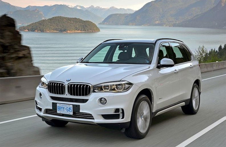 BMW X5 der dritten Generation (Quelle: Press-Inform)