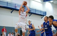 Andreas Seiferth: Center, 24 Jahre, 2,06 Meter von TBB Trier (Quelle: imago/Camera 4)
