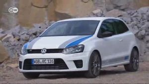 VW Polo R WRC: Rennsemmel mit 220 PS (Screenshot: Deutsche Welle)