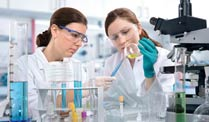 Jobs in der Chemiebranche