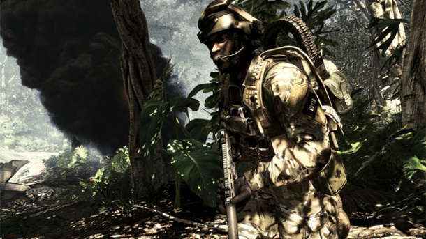 Call of Duty: Ghosts - der Multiplayer-Modus in der Preview. Call of Duty: Ghosts (Quelle: Activision)