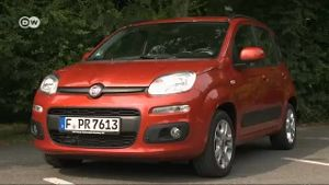 Kult-Kiste Fiat Panda im Check (Screenshot: Deutsche Welle)