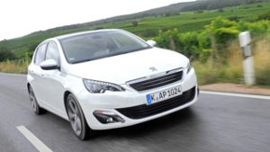 Neuer Peugeot 308 nimmt VW Golf ins Visier (Screenshot: United Pictures)