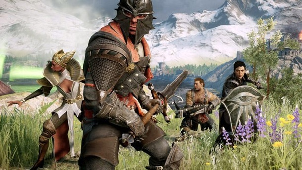 "Dragon Age 3 ""Inquisition"": Bestien aus einer anderen Dimension. First Look zu Dragon Age: Inquisition für PC, PS3, Xbox 360, PS4 und Xbox One (Quelle: Electronic Arts)"