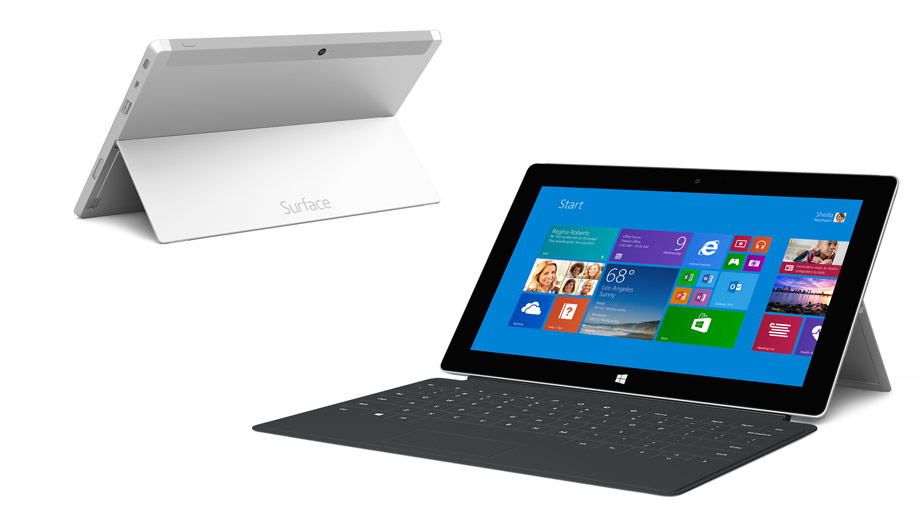Surface 2 mit Touch Cover (Quelle: Hersteller)