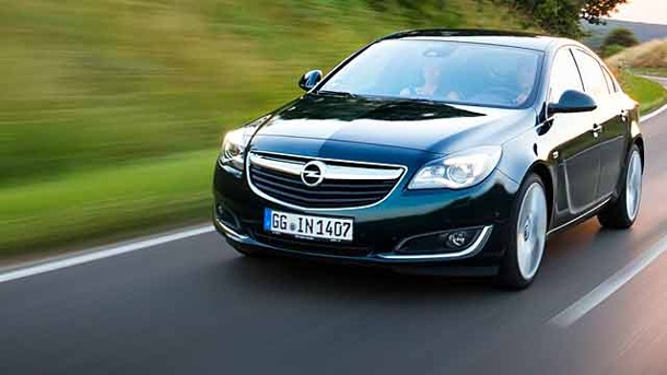 opel insignia facelift das flaggschiff prescht wieder vor. Black Bedroom Furniture Sets. Home Design Ideas