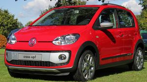 VW Cross up! im Test (Screenshot: news2do)