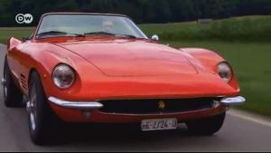 Intermaccina Italia Spyder (Screenshot: DW)