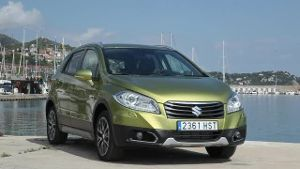 Suzuki SX4 S-Cross im Test (Screenshot: Car News)