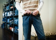 Das Allroundtalent: Jeans (Quelle: Thinkstock by Getty-Images)
